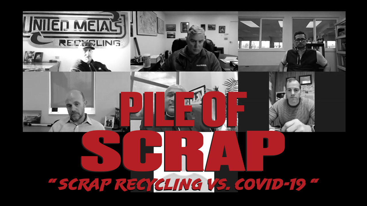 Ep. 22: Scrap Recycling vs. COVID-19