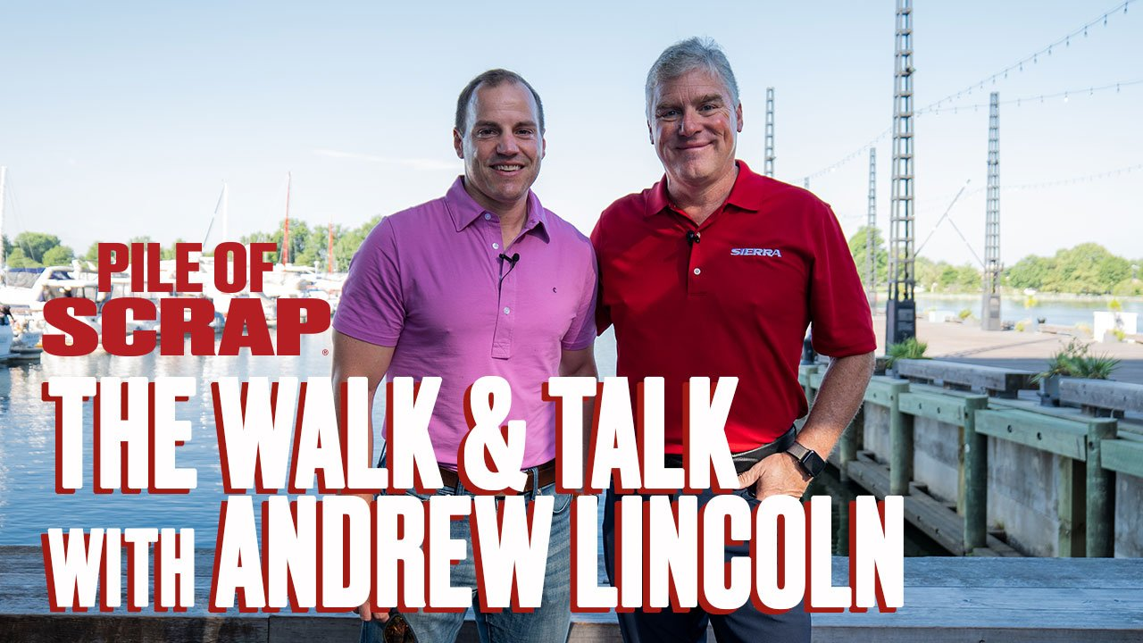 Pile of Scrap Ep. 46: The Walk & Talk with Andrew Lincoln - ISRI's Environmental Justice Initiative