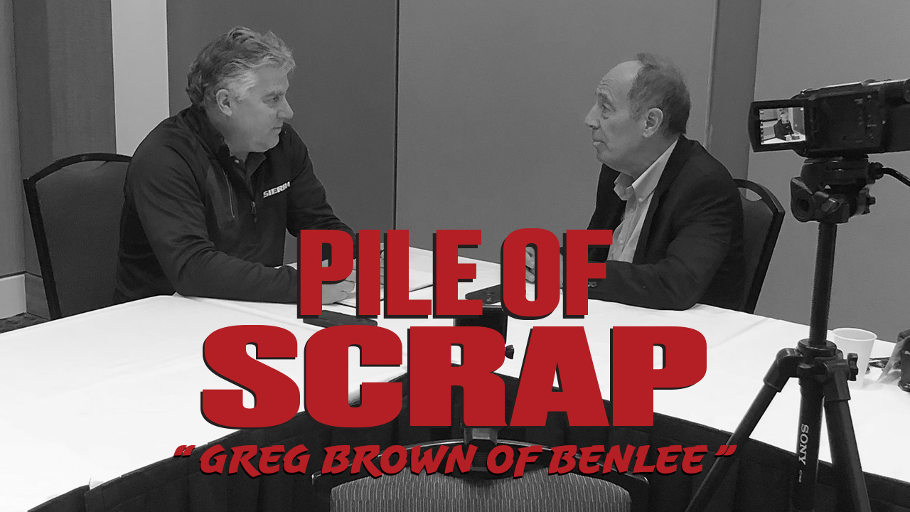 Pile of Scrap Ep. 24: Greg Brown of BENLEE