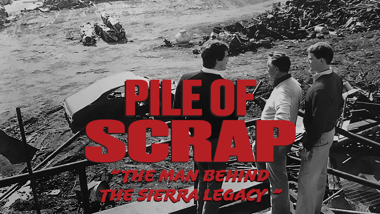 Pile of Scrap Ep. 30: The Man Behind the Sierra Legacy