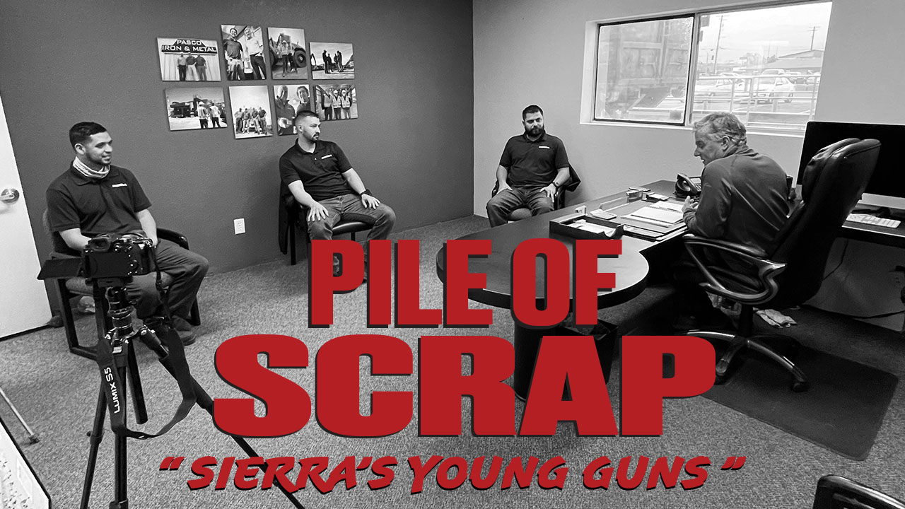 ile of Scrap Podcast - Sierra's Young Guns